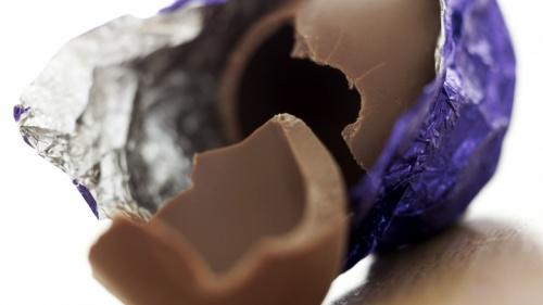 Œuf de Pâques (en chocolat)