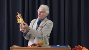 Sermon : À l'automne, les orateurs les plus inspirants, les arbres