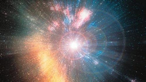 Étoiles et galaxie
