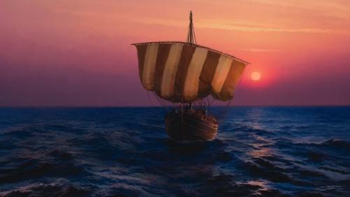 Il regagna néanmoins le navire !