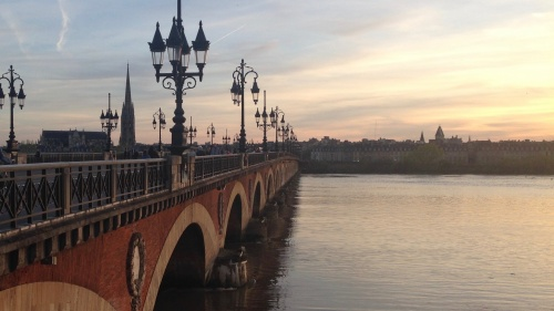 Un pont français