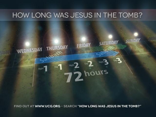 Aussi difficile que vous puissiez, il est impossible de faire trois jours et trois nuits entre une inhumation tardive le vendredi et une résurrection le dimanche matin.