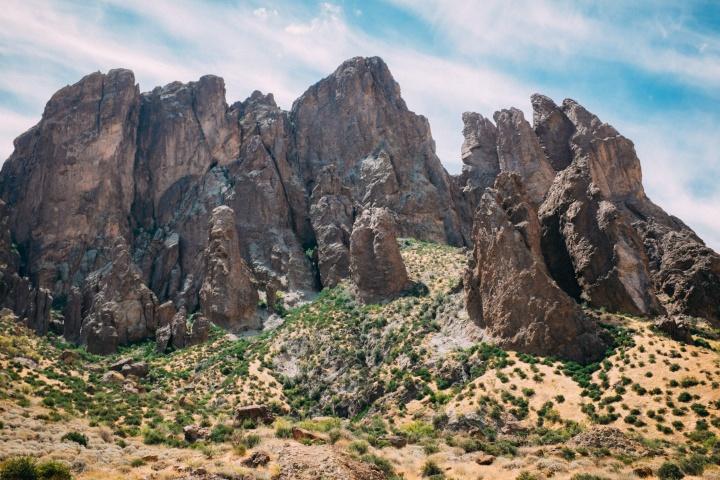 Jésus-Christ : « Le rocher » de l'Ancien Testament