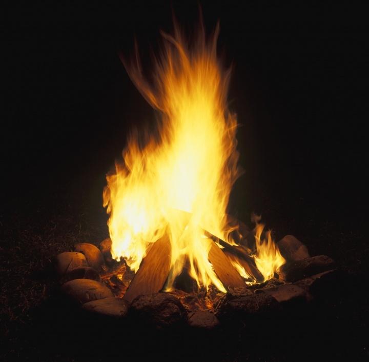 Le pouvoir du Saint-Esprit est immense, comme celui du feu.